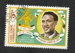 Sellos de Africa - Cabo Verde -  471 - Francisco Xabier da Cruz, compositor