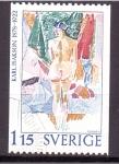 Stamps Europe - Sweden -  Centenario de nacimiento