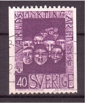 Stamps Europe - Sweden -  Varldsflyktingaret