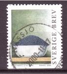Stamps Europe - Sweden -  Pintor P. Schantz