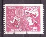 Stamps Europe - Sweden -  Campña contra el Hambre