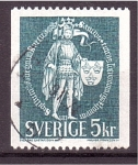 Stamps Europe - Sweden -  National Seal