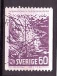 Sellos de Europa - Suecia -  Centenario