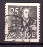 Stamps Sweden -  200 aniv.