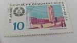 Stamps Europe - Germany -  Republica Democratica Alemana