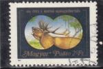 Sellos de Europa - Hungría -  100 años de la asociación de caza en Hungría