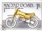 Stamps Europe - Hungary -  FANTIC-Sprinter 50 cm