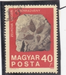 Stamps Europe - Hungary -  MINERALES