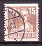 Stamps Sweden -  Bicentenario