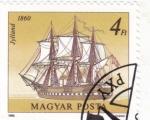 Stamps : Europe : Hungary :  CARABELA