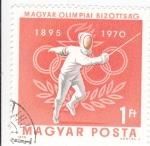 Stamps : Europe : Hungary :  OLIMPIADA