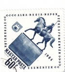 Stamps Hungary -  MONUMENTO