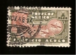Stamps of the world : Mexico :  RESERVADO