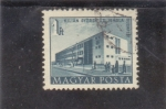 Stamps : Europe : Hungary :  EDIFICIO