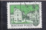 Stamps Europe - Hungary -  PANORÁMICA de VAC