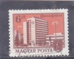 Stamps Europe - Hungary -  EDIFICIO