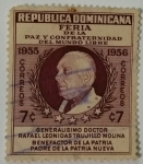 Stamps of the world : Dominican Republic :  Rep.Dominicana 7c