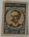 Stamps Dominican Republic -  Rep.Dominicana 10c