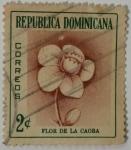 Stamps : America : Dominican_Republic :  Rep.Dominicana 2c