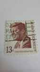 Stamps America - United States -  John F. Kennedy