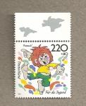 Stamps Germany -  Para la Juventud