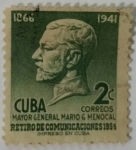 Stamps Cuba -  Cuba 2c