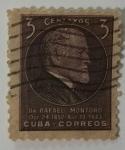 Stamps Cuba -  Cuba 3c