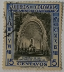 Stamps Colombia -  Colombia 15 ctvs