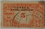 Stamps of the world : Colombia :  Colombia 5 ctvs