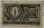Stamps of the world : Colombia :  Colombia 15 ctvs