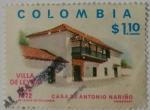 Stamps Colombia -  Colombia 1.10 Peso