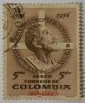 Stamps Colombia -  San Ignasio de Loyola