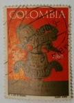 Stamps Colombia -  Colombia 30 ctvs