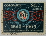 Stamps Colombia -  Colombia  80 ctvs