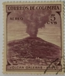 Stamps Colombia -  Colombia 5 ctvs