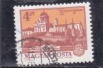 Stamps : Europe : Hungary :  panorámica de Esztergom