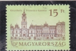 Stamps : Europe : Hungary :  CATEDRAL