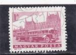 Stamps : Europe : Hungary :  AUTOBUS ARTICULADO