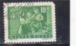 Sellos de Europa - Hungría -  CARTERA