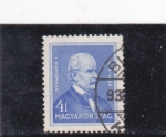 Stamps : Europe : Hungary :  SEMMELWEIS