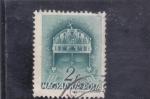 Stamps : Europe : Hungary :  CORONA DE SAN ESTEBAN
