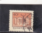 Stamps : Europe : Hungary :  MONUMENTO