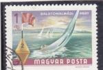 Stamps : Europe : Hungary :  COMPETICIÓN DE VELA