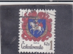 Stamps of the world : Czechoslovakia :  ESCUDO- MARTIN