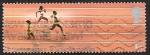 Stamps United Kingdom -  2354 - Juegos de la Commonwealth, carrera