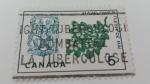 Stamps America - Canada -  Escudo provincial