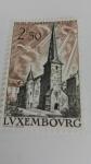 Sellos de Europa - Luxemburgo -  Iglesia