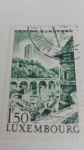 Stamps : Europe : Luxembourg :  Centro Europeo