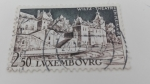 Stamps : Europe : Luxembourg :  Teatro