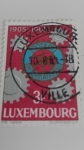 Stamps : Europe : Luxembourg :  Rotary